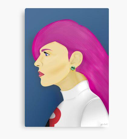 Painting Series - Jessie  Canvas Print