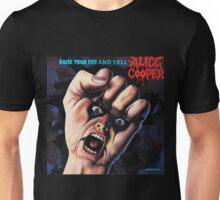 ALICE COOPER RAISE YOUR FIST Unisex T-Shirt