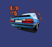 BMW E28 M5 Blue Unisex T-Shirt