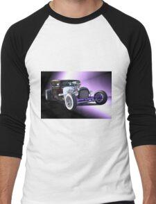 1928 Dodge 'Hot Rod' Coupe Men's Baseball ¾ T-Shirt