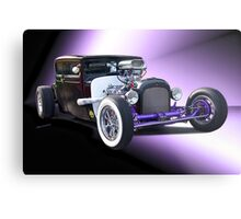 1928 Dodge 'Hot Rod' Coupe Metal Print