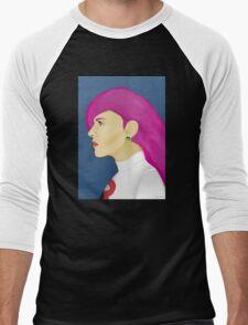 Painting Series - Jessie  Men's Baseball ¾ T-Shirt