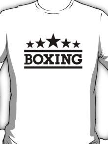 Boxing sports T-Shirt