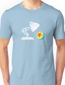 Luxo Jr Worn Unisex T-Shirt
