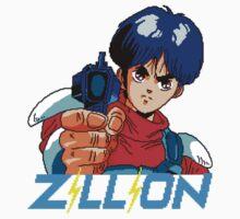 ZILLION ANIME - J.J. One Piece - Short Sleeve