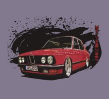 BMW E28 air ride 2 by BSsociety