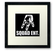 Squad Ent. Framed Print