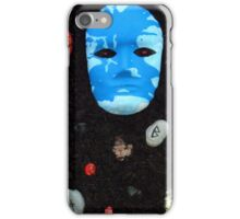 Mother nature grave iPhone Case/Skin