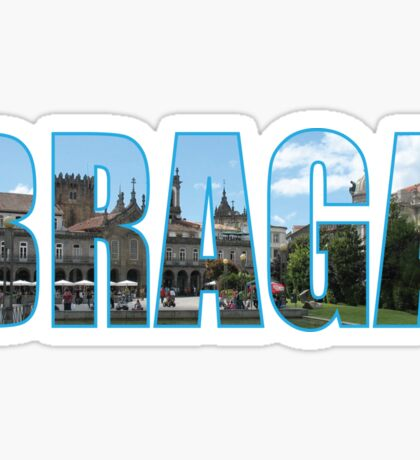 Braga Sticker