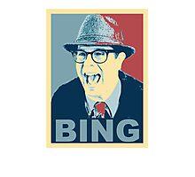 BING! Photographic Print