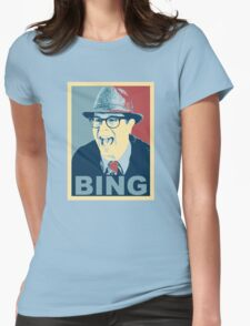 BING! Womens Fitted T-Shirt