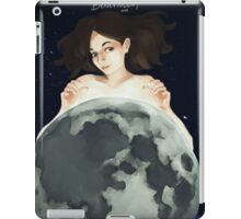 Promise To The Moon iPad Case/Skin