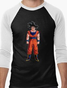 Son Goku Dragon Ball Men's Baseball ¾ T-Shirt