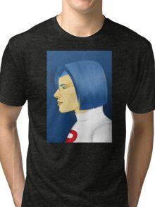 Painting Series - James Tri-blend T-Shirt