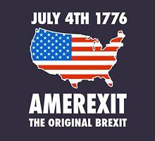 Amerexit The Original Brexit T-Shirt Unisex T-Shirt