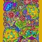 Hypercolour Wonderland! by Kris Keogh
