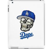 Dope Skull iPad Case/Skin