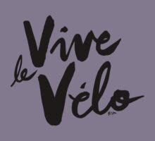 Vive le Velo v1 Kids Clothes