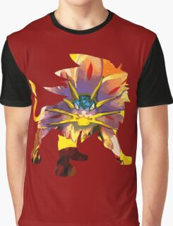 Solgaleo Graphic T-Shirt