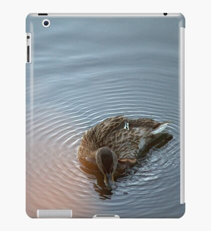 Serenity the Duck iPad Case/Skin