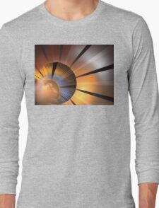 Clay Rays Long Sleeve T-Shirt