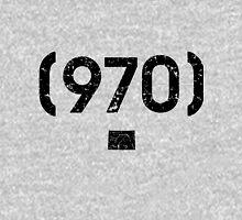 Area Code 970 Colorado Classic T-Shirt