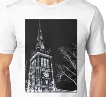 St Peter & Paul Parish church, Kettering from Kettrin'Kollection Unisex T-Shirt