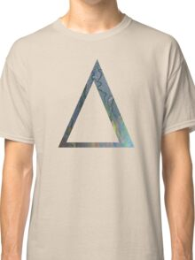 Alt-j An Awesome Wave Triangle Border Classic T-Shirt