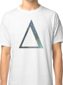 Alt-j An Awesome Wave Triangle Border Classic T-Shirt