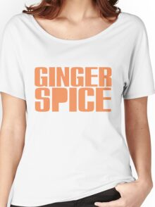 Ginger Spice Women's Relaxed Fit T-Shirt