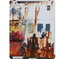 A Flame of Rust iPad Case/Skin