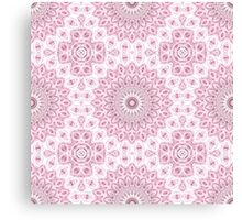 Bloom of the Echo Flower Canvas Print
