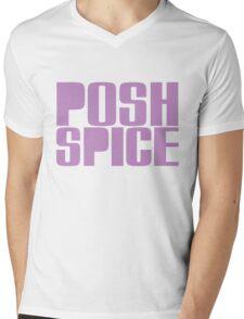 Posh Spice Mens V-Neck T-Shirt