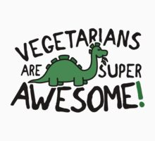 Vegetarians are super awesome! by nektarinchen