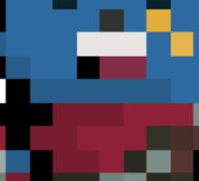 Pixel Headhunter Rengar Sticker