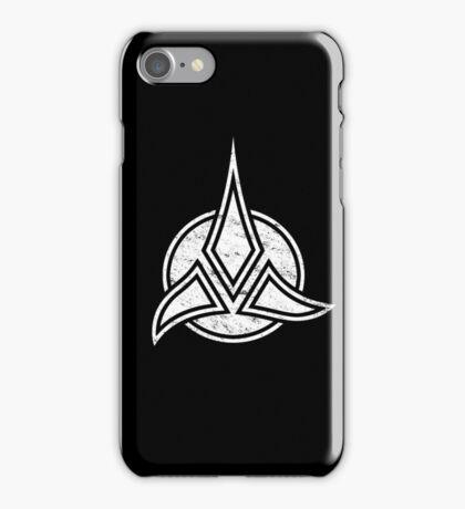 Star Trek - The Klingon Empire iPhone Case/Skin