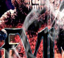 Evil Ted Podcast Logo Sticker