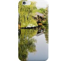 Weeping Reflections iPhone Case/Skin