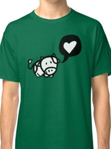 Cow in Love Classic T-Shirt