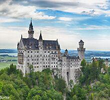 Neuschwanstein Castle Bavaria by Imagery