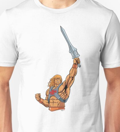 master of the universe sword Unisex T-Shirt