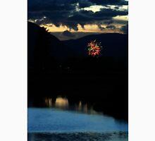 Fireworks in Montana Unisex T-Shirt