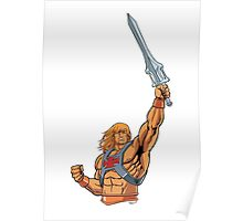 master of the universe sword Poster