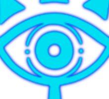 Sheikah Slate - Legend of Zelda - Breath of the Wild Sticker