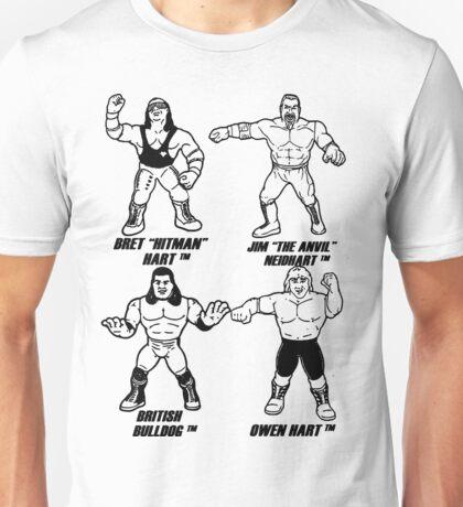 HART FOUNDATION HASBRO Unisex T-Shirt