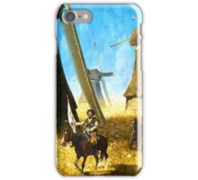 Giants on the Plains iPhone Case/Skin