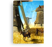 Giants on the Plains Canvas Print