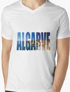 Algarve Mens V-Neck T-Shirt