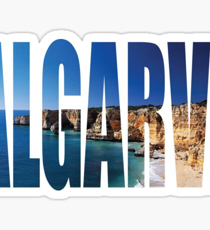 Algarve Sticker