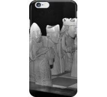 Lewis Chessmen iPhone Case/Skin